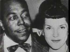 Cocosse   Journal: A Letter from Charlie Parker to his ...  Charlie Parker And Wife